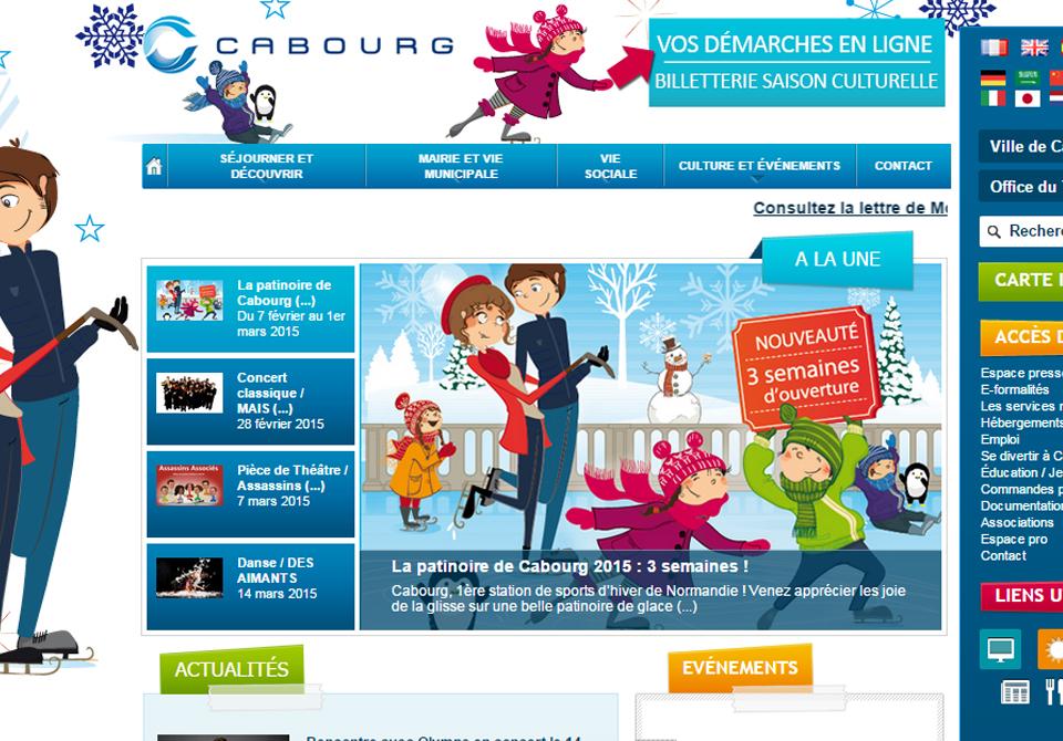 Office de Tourisme de Cabourg