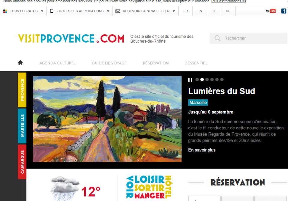 Festival du Film Touristique de Concarneau - Bouches du Rhône Tourisme