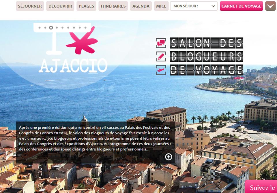 Festival du Film Touristique de Concarneau - OT Ajaccio