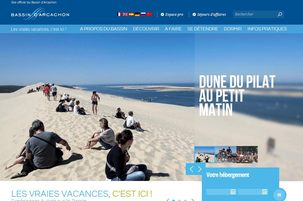 Festival du Film Touristique de Concarneau - Syndicat Intercommunal du Bassin d'Arcachon