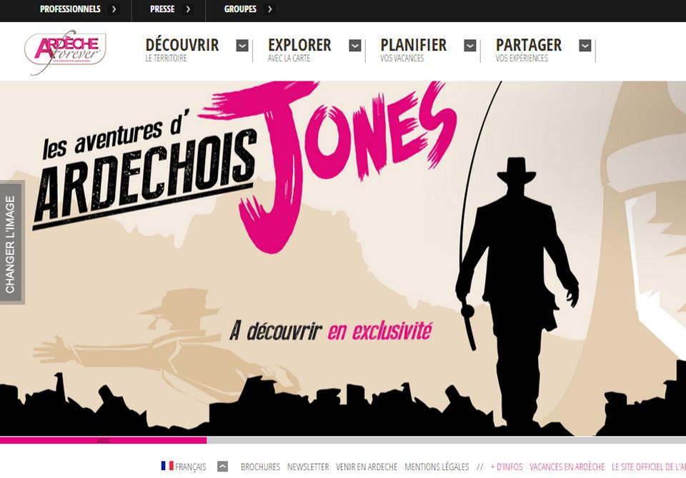 Festival du Film Touristique de Concarneau - ADT Ardèche