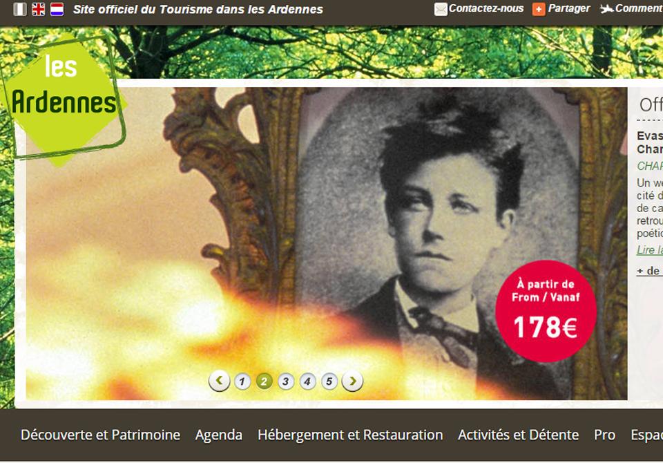 Festival du Film Touristique de Concarneau - Ardennes