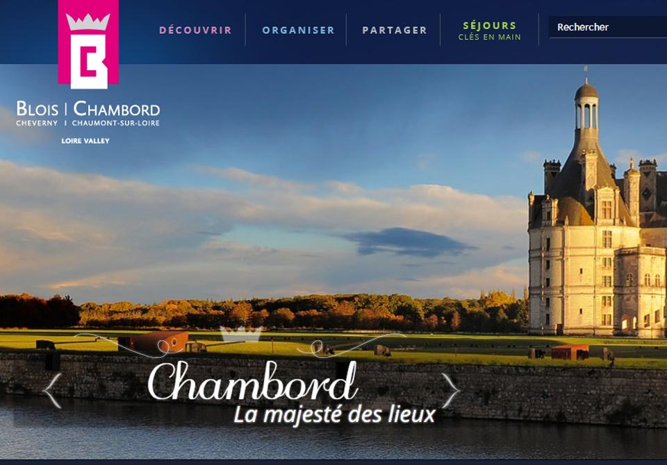 Festival du Film Touristique de Concarneau - OT Blois-Chambord