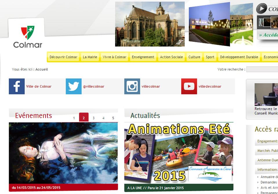 Festival du Film Touristique de Concarneau - Mairie de Colmar