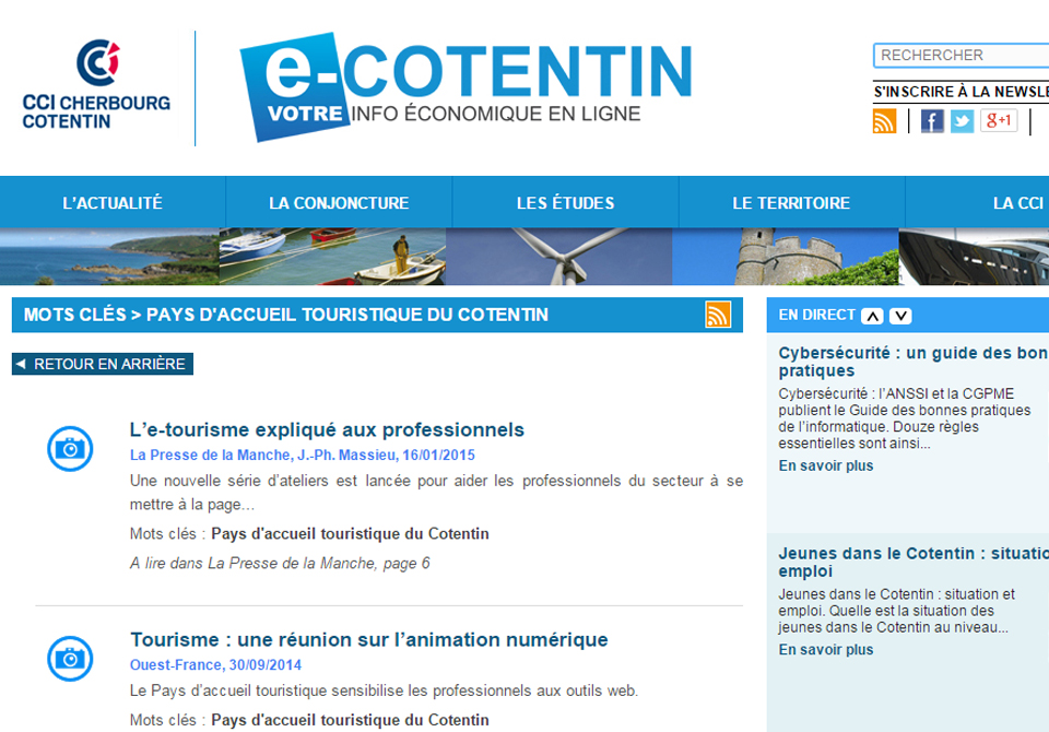 Festival du Film Touristique de Concarneau - Cotentin