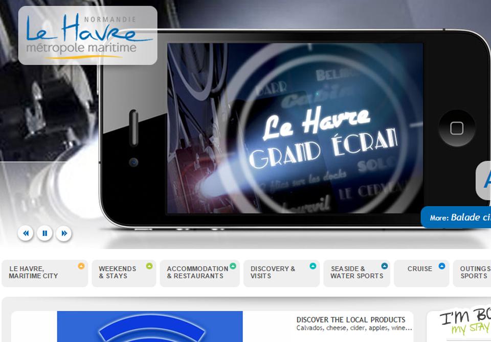 Festival du Film Touristique de Concarneau - OT Le Havre