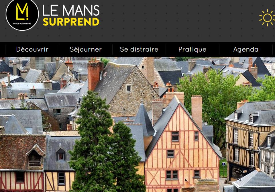 Festival du Film Touristique de Concarneau - OT Le Mans