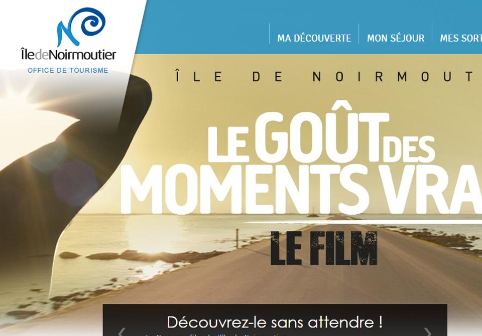 Festival du Film Touristique de Concarneau - OT Noirmoutier