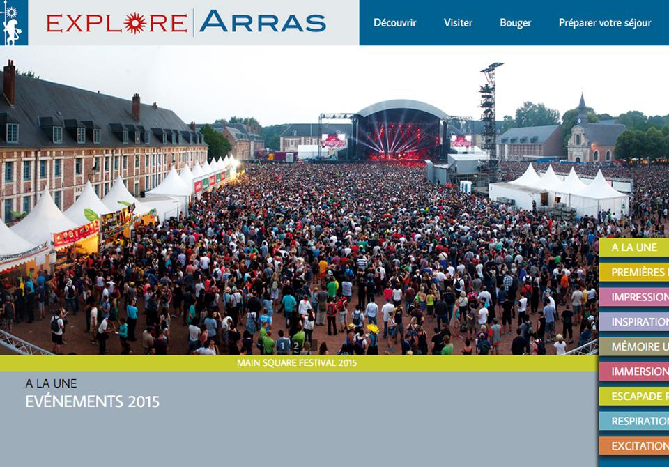 Office de Tourisme d'Arras