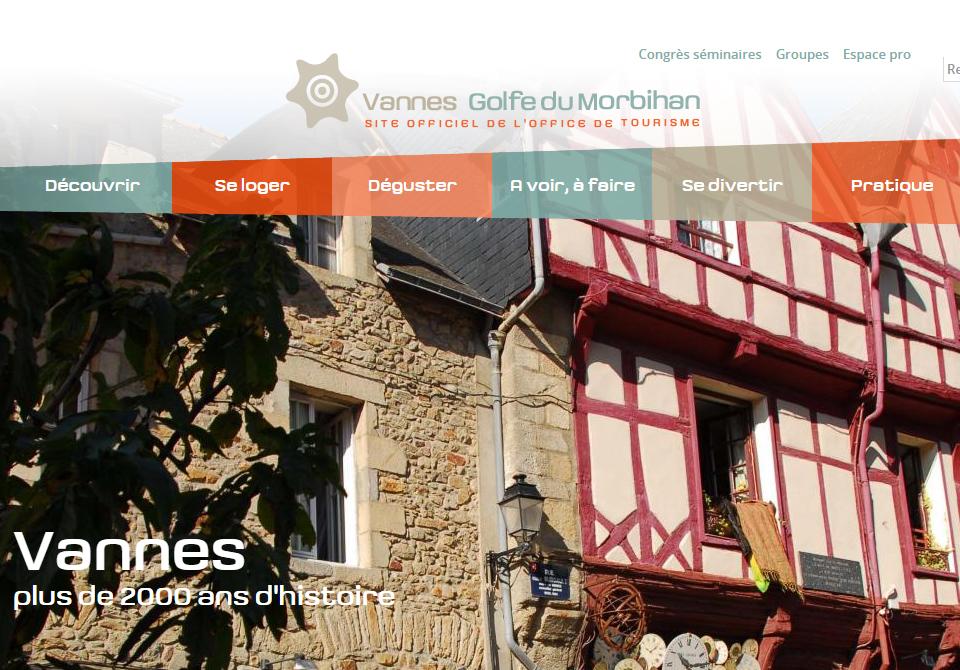 Office de Tourisme de Vannes