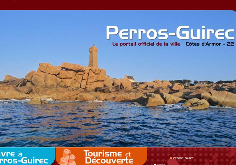 Festival du Film Touristique de Concarneau - OT Perros Guirec