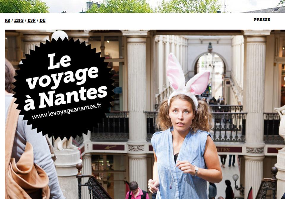 Festival du Film Touristique de Concarneau - Le Voyage à Nantes